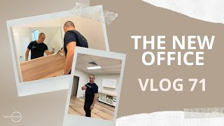 New Office Renovations | VLOG 71