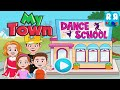 My Town : Dance School (By My Town Games LTD) - iOS / Android - Gameplay Video
