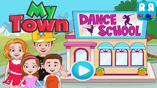 Скачать My Town Dance School By My Town Games LTD IOS Android Gameplay Video