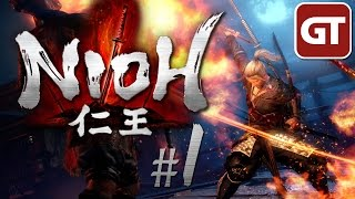 Thumbnail für das Nioh - Alpha (Demo) Let's Play