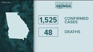 Georgia coronavirus   Here is how coronavirus is impacting Georgia on March 26