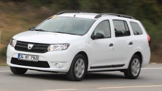 Test - Dacia Logan MCV