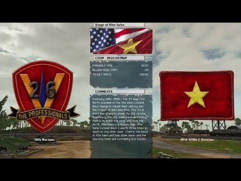 Battlefield: Vietnam - Siege of Khe Sanh (SP)