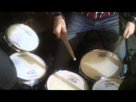 Gary Chapman & Michael Omartian  - You are my light ( Drum play...