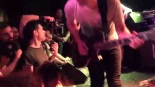 Dillinger Escape Plan - Happiness is a Smile / Understanding Decay. Saint Vitus, Brooklyn 7.31.14
