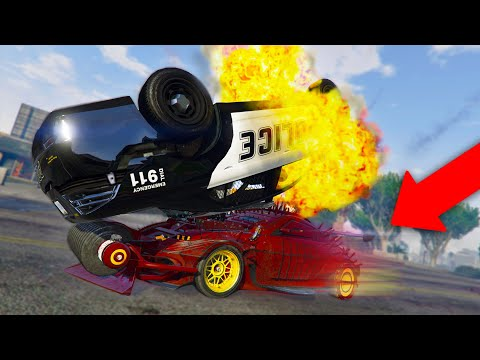 THE BEST CAR IN GRAND THEFT AUTO 5!   GTA 5 THUG LIFE #297
