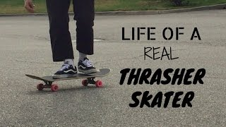 HOW TO BE AN EXTREMELY TRENDY SKATER