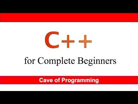 C++Tutorial for Beginners 3 - Hello World