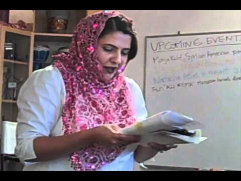 Mohja Kahf: Excerpts from The Girl in the Tangerine Scarf ...