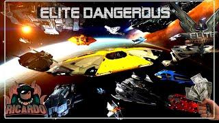 Elite: Dangerous The rare Materials Expolit