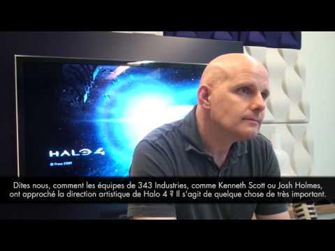 Rencontre avec Frank O'Connor - Halo 4