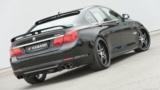 #360. Hamann BMW 7 series F01 2009 (Концепт и тюнинг)