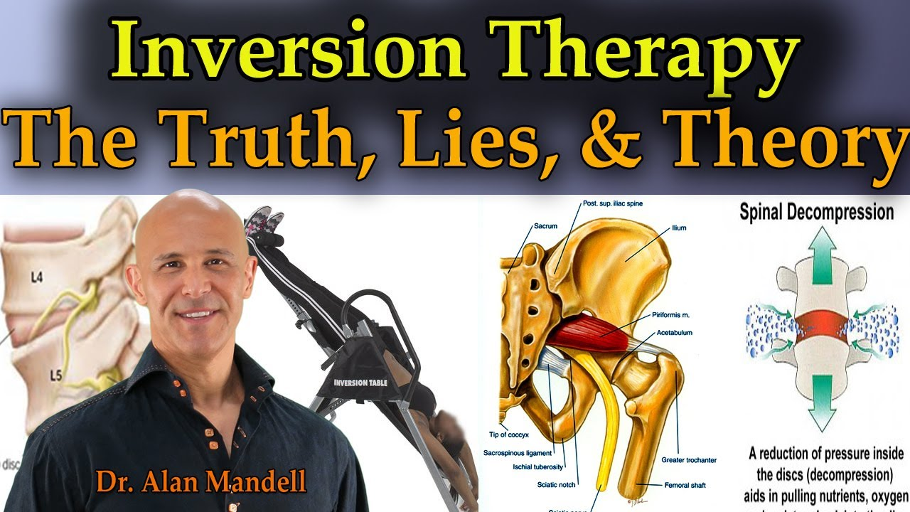 Table D Inversion Occasion Inversion Therapy The Truth Lies And Theory Dr Mandell