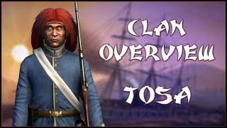 TOSA CLAN OVERVIEW - Total War: Shogun 2 - Fall of the Samurai!