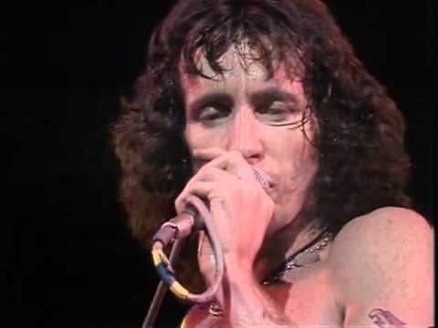 AC⁄DC -TNT BON SCOTT, ANGUS YOUNG  London Live HD  27th 1977