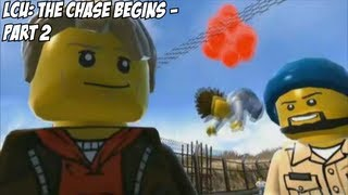 Lego City Undercover: The Chase Begins Walkthrough - Part 2 of 13