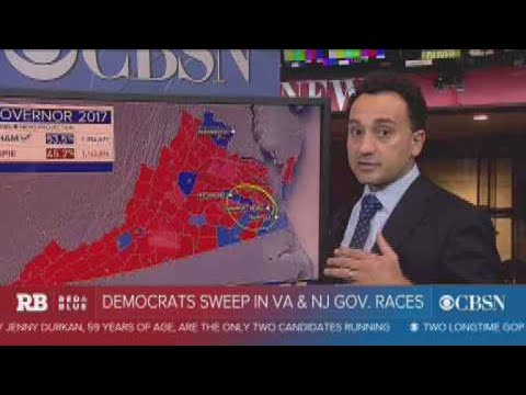 How will the 2017 races affect Democrats and Republicans?