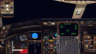 FS2004 MYNN-TXKF TLS LN-FFF *full flight* TrackIR5 Part I
