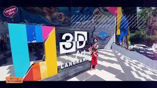 [2019-11-03] Langkawi 3D Art