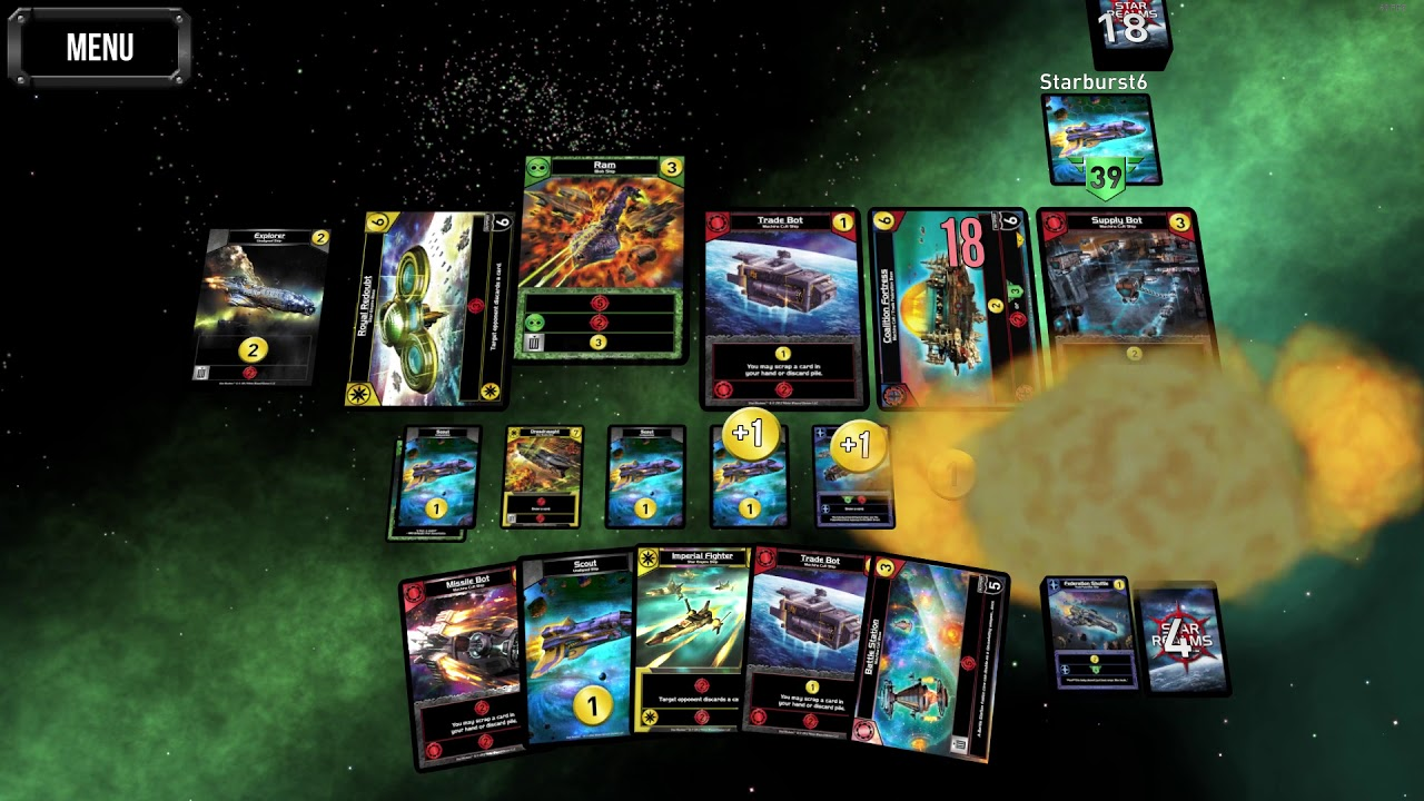 Arena Tips: Market Forces | Star Realms | Deck-Building Game
