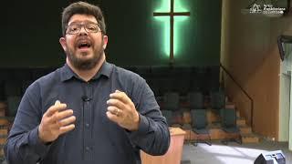 Diário de um Pastor com o Reverendo Davi Nogueira Guedes  Jó 14:7-9  - 21/01/2021.