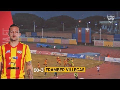 PRIMERA | GOL DE FRAMBER VILLEGAS ANTE METROPOLITANOS FC | JORNADA 04 TORNEO CLAUSURA 2017