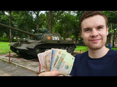 HOW EXPENSIVE IS HO CHI MINH CITY (SAIGON), VIETNAM? 🇻🇳 A DAY OF BUDGET TRAVEL