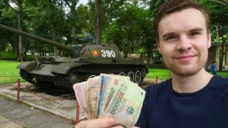 HOW EXPENSIVE IS HO CHI MINH CITY (SAIGON), VIETNAM? A DAY OF BUDGET TRAVEL 🇻🇳
