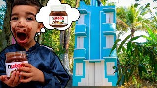 Detetives do Prédio Azul Lucas comeu Nutella no Prédio Azul | DPA o filme 2 | Song | kids wash hands