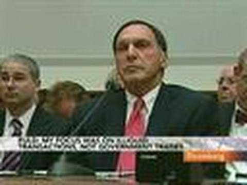 Fuld Says He Didnt Assume Lehman Would Be Bailed Out: Video