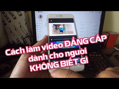 Cách làm video chúc mừng sinh nhật | make video happy birthday | Ninh Xuân Trường