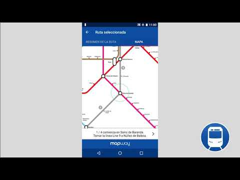 Nyc Mta Subway Map Trip Planner.Madrid Metro Map And Route Planner Apps On Google Play