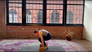 Strengthen : Core Connection in Hand Balancing
