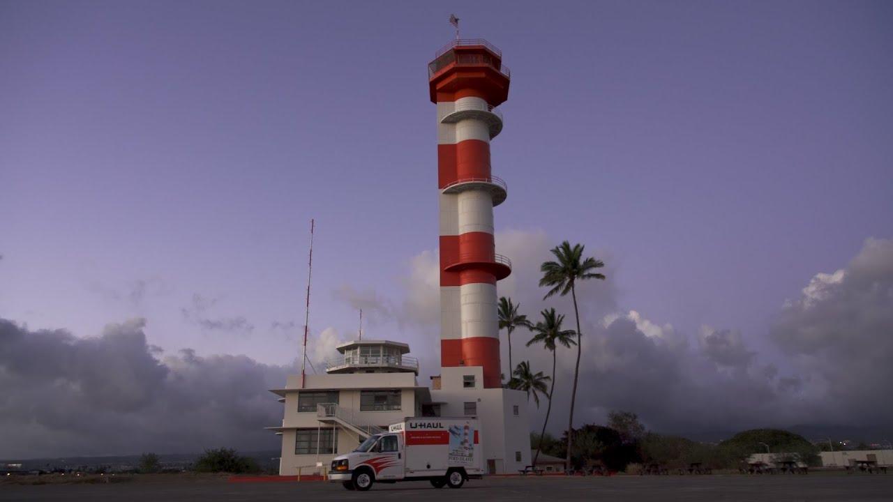 U-Haul Restoration of Ford Island Control Tower