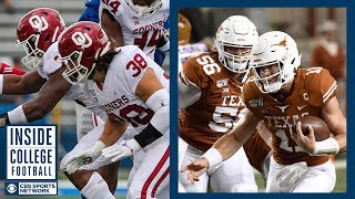 #6 Oklahoma at #11 Texas Preview | Inside College Football