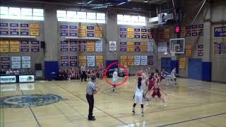 Kelly Heimburger 2018-2019 Basketball Season Highlights