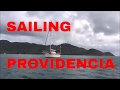 Sailing in Providencia, Columbia, Hiking El Piko, Snorkeling Crab Cay, and Morgan's Head S1E678
