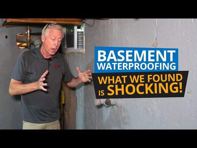 Basement Repair | Basement System Ripoff in 4.5 mins