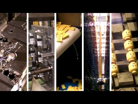 Exclusive look inside the Lego Factory [Part 1]