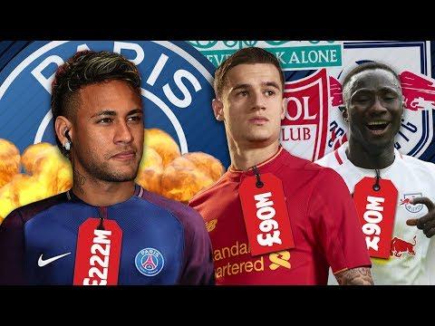 Barcelona Should Replace Neymar With £150M Coutinho & Naby Keita?! | #ContinentalClub
