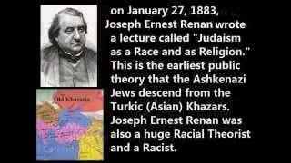 Ashkenazi Jews not Khazars