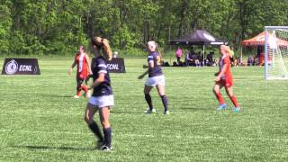 Samantha Lello (annotated) Soccer Clips