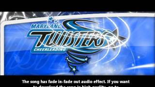 Maryland Twisters F5 Worlds 2008 Music