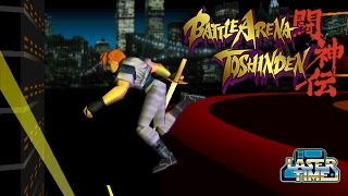 Battle Arena Toshinden - Victory Fails