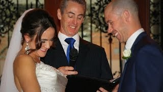 Wedding at 333 Collins Street. Melbourne by Ron Gallagher - Your Celebrant