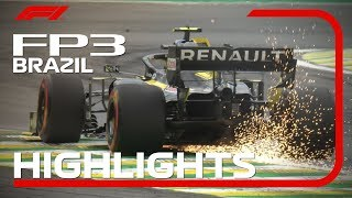 2019 Brazilian Grand Prix: FP3 Highlights