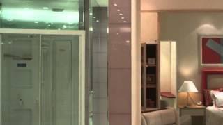 видео Рольставни для ванной комнаты - фото вариантов, достоинства и недостатки