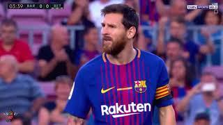 #الجولة_1 مباراة برشلونة vs ريال بيتيس الدوري الاسباني تعليق روؤف خليف 20-08-2017-HD