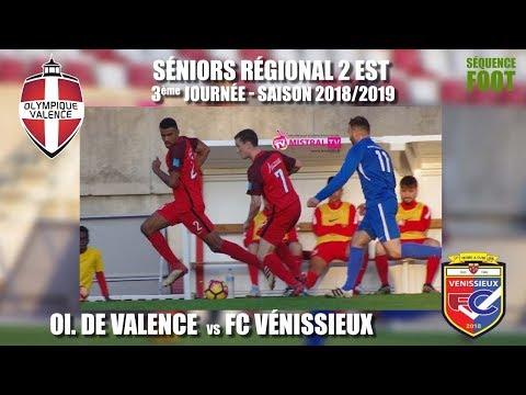 Séquences Foot  VS OV Vs Vénissieux FC   Oct 2018
