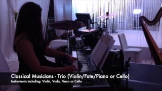 Female Pianist UAE   Mac Entertainment